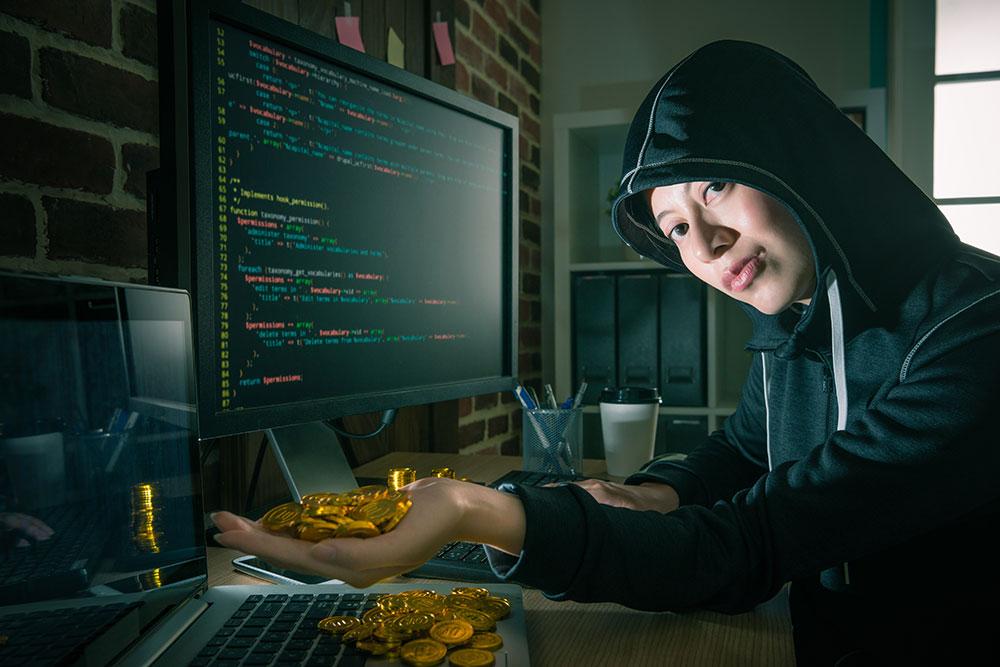 仮想通貨の詐欺事例